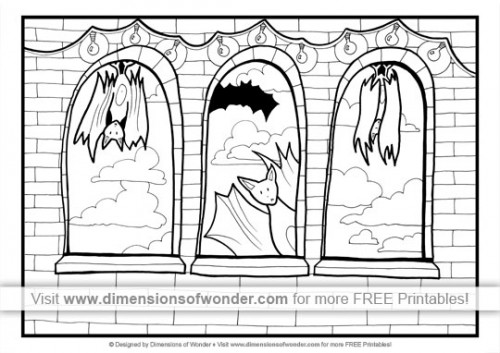 free printable halloween coloring pages 01