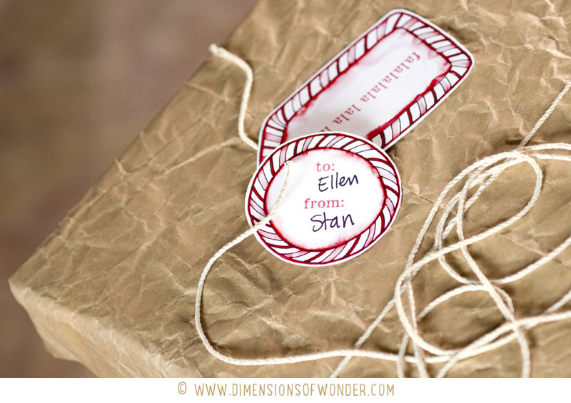 free printable Christmas tags, printable labels, round labels, rectangle labels, cane cane borders