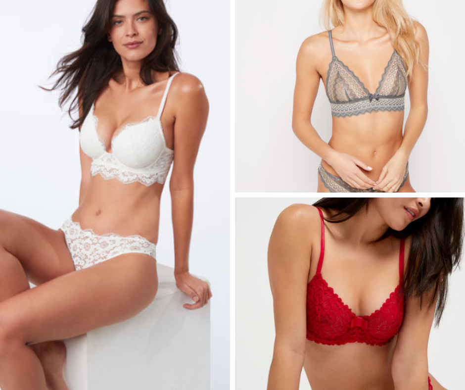 french lingerie examples