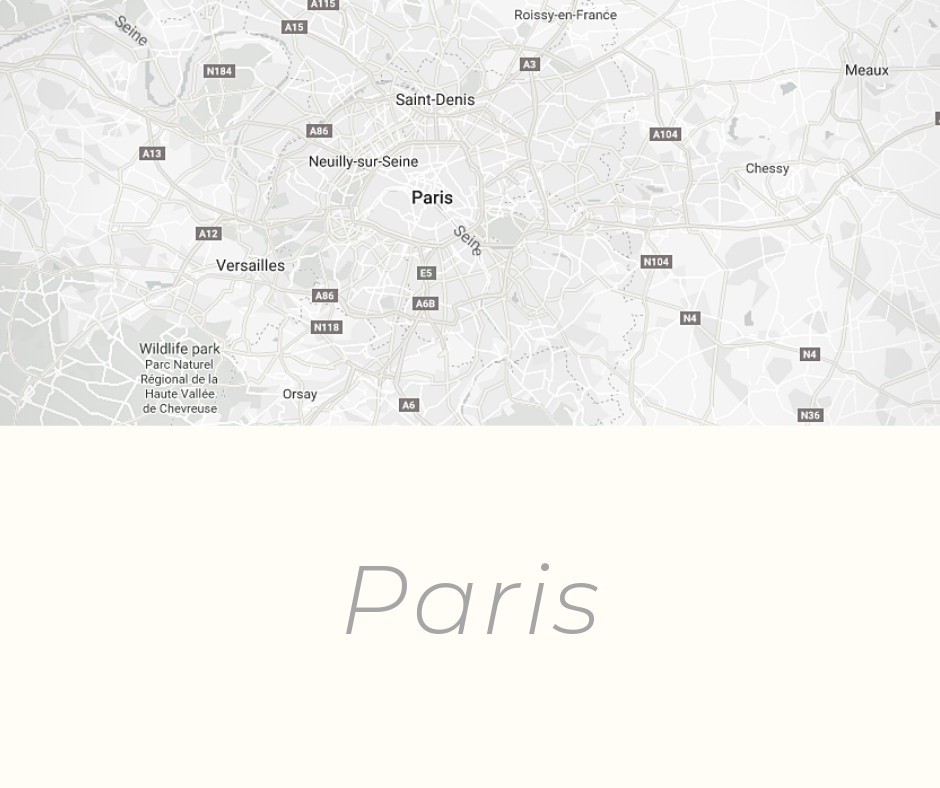 Paris history and origin of the name and place
