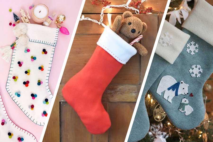 Christmas stocking sewing patterns