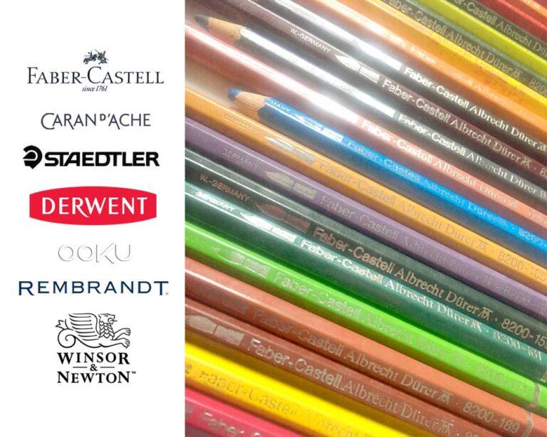 best watercolor pencils