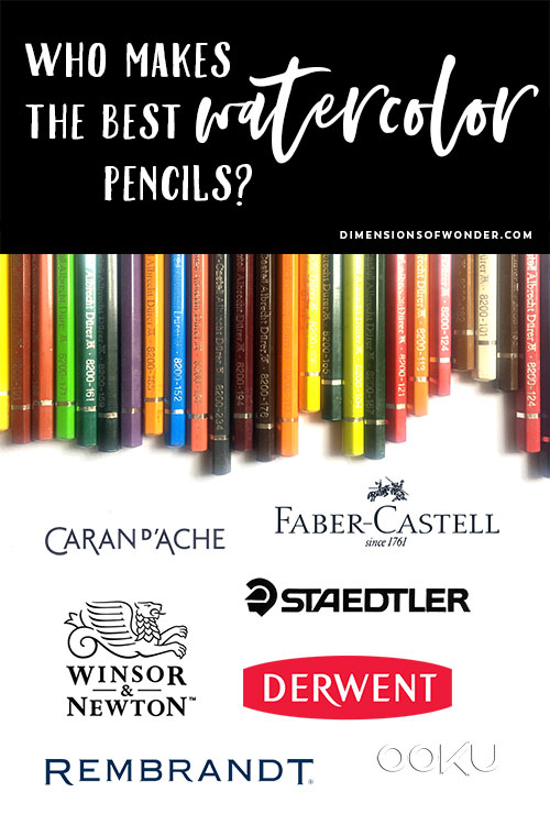 best watercolor pencils for everyone pinterest img
