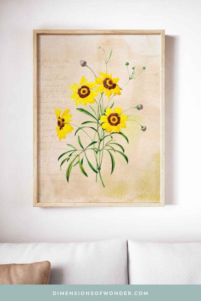 Vintage-Flowers-Free-Printable-Wall-Art-1-PinLQ