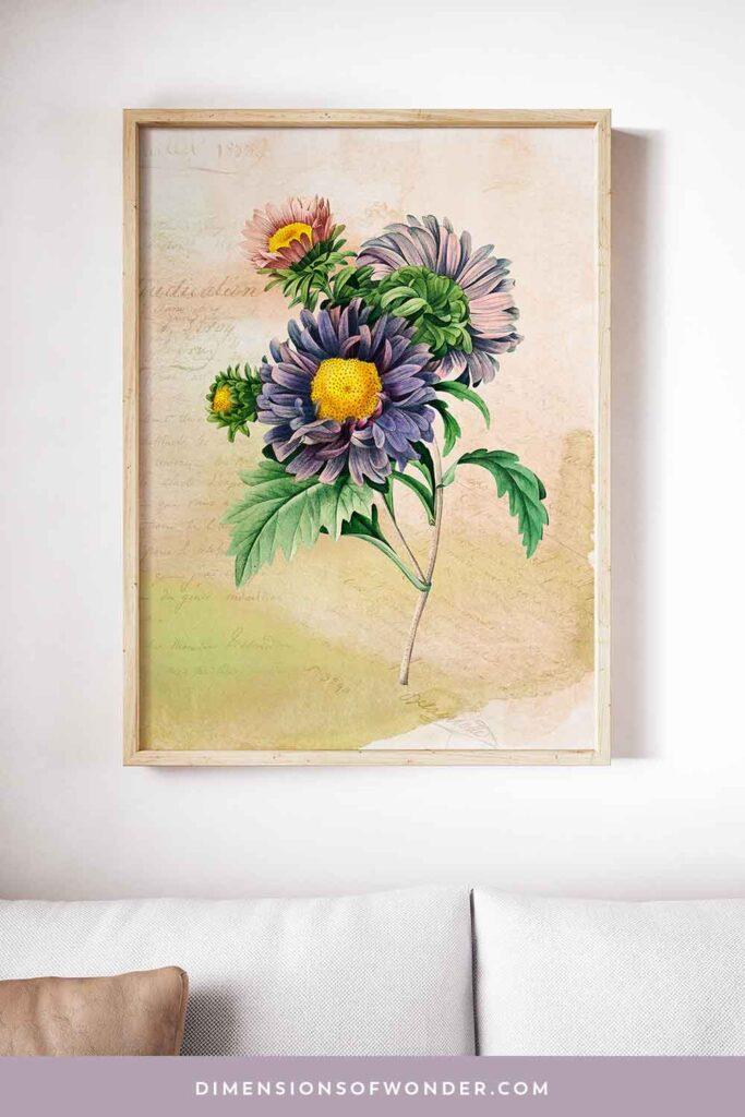 Vintage-Flowers-Free-Printable-Wall-Art-4-PinLQ