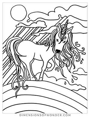 Unicorn-coloring-page-1-300px