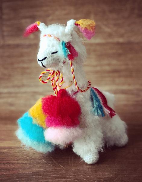 Hola the alpaca2