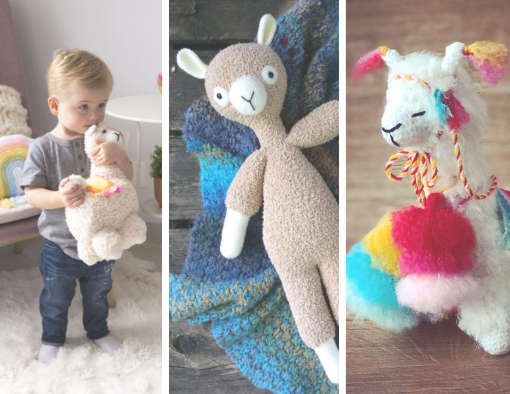 llama crochet pattern best of compilation
